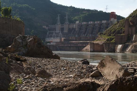 Manwan Dam