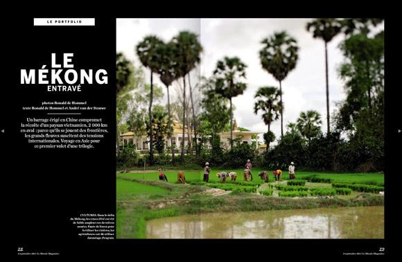 KL-Le Monde Mekong page 1