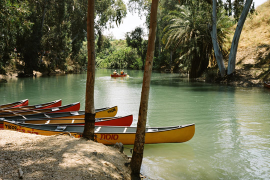 JORDAN RIVER, Israel, Palestine, Jordan, may and june 2011